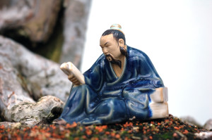 bonsai accessory figurine